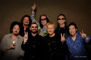 Ringo and All Starr
