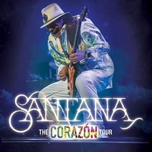 AXS Santana The Corazon Tour